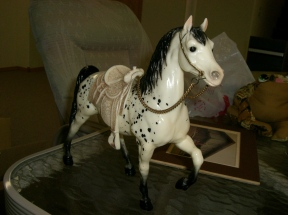 One of my Breyer horses
